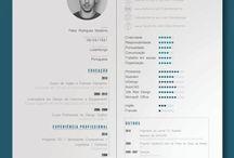 Curriculum Vitae for Designer