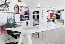 Design Envy: Workspaces / Home offices and workspaces