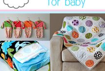 sewing for baby / by Linda Hahn