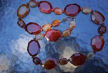 MiriBeth Beads / Beaded jewelry created by Beth Akerman under MiriBeth Beads www.miribethbeads.com