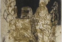 Rembrandt in 1956 / In 1956 werd 350 jaar Rembrandt gevierd, ook weer een combinatie van volk, vorstenhuis en vaderland belichaamd door de grootste Nederlandse kunstenaar ooit. Nu geen volksfeesten, maar wel deelname van buitenlandse kunstenaars. Behalve in Amsterdam werden ook in onder andere Stockholm en Warschau Rembrandt-tentoonstellingen gehouden. En Bert Haanstra's film over Rembrandt was een onverwacht internationaal succes.