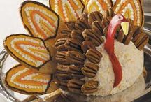 thanksgiving foods / by Kristen Meyer