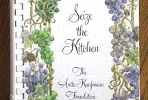 Epilepsy! Seize The Kitchen Cookbook / We're Cooking Up Some Support For Purple Day!