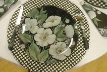 идеи тарелки