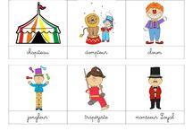 Maternelle cirque
