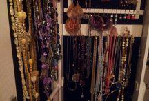 DIY Jewellery display ideas