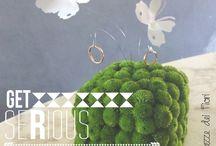 Le Ragazze dei Fiori / Our work as Floral Designers Cristina Gragnolati & Chiara Martini Torino (Italy)