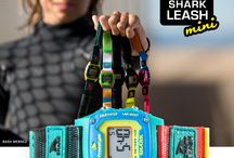 Mini Watches / Shark Leash Mini...just as much fun as the original, in a smaller package!