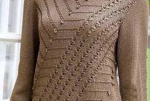 bluje tricotate