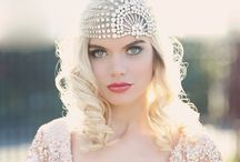 Gatsby Inspired Bridal