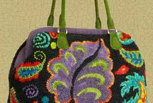 bags and purses / by Shiri Wine