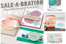 Sale-A-Bration 2017 Products