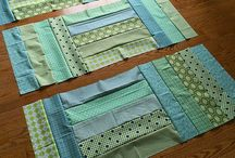 Quilt a righe