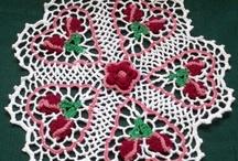 Thread Crochet / Some lovely thread crochet
