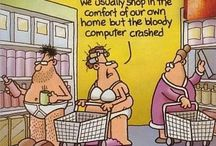 Computer cartoon / by Emilio RR