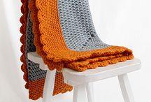 Crochet blanket / Háčkované deky