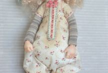 Инякина Полина - ее куклы