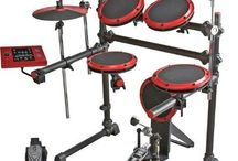 Musical Instruments - Electronic Drums