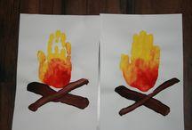 Elijah / Elijah crafts for DABS 2015