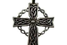 Crosses, Saints and Angels