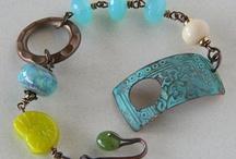 Inspiring Jewelry / Beautiful jewelry to adore.  Lovely jewelry to be inspired by.  Fun jewelry to make my own.