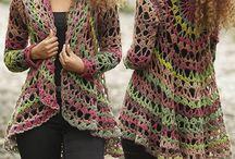 knitting /crocheting