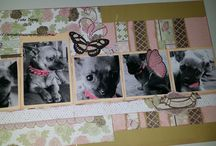 Made with Memories DT / These layouts have been designed by Jodie Digney for Made with Memories Scrapbooking Store.