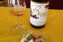 Bacon Wine Trail / Enjoy recipes from past Wild Bacon Wine Trail events. Held the first weekend of May, sip wine and sample foods featuring bacon at seven wineries on the Hermann Wine Trail!