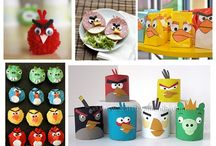Angry Birds Birthday / by Nicole Backerman
