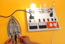 taller electrico -casa-
