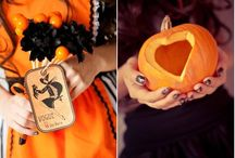 our halloween wedding :) / by Shelly Ward