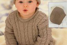Dětské pletene