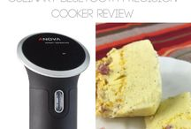 Sous Vide and Pressure Cooker Recipes