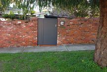 Fences, gates and screens