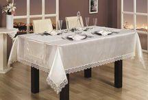 Masa Örtüsü Yeni Moda / Masalarınızı Yeni Moda Masa Örtüsü ile Canlandırın. Mirayakaya.com