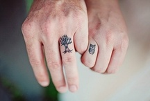 Tattoo & piercing ideas / by Jennifer Scherer O'Hara