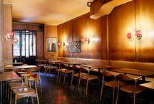 Konditori Café / Bilder från 50-tals-caféer