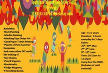 summer camp sector 15A / summer camp