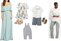 Spring Mini Session Outfit Inspiration