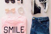 cute little summer style