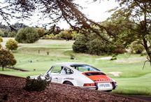 Porsche 911 T/R / Arndt Ellinghorst, analista financiero del sector de la automoción, tiene verdadera predilección por su Porsche 911 T/R.