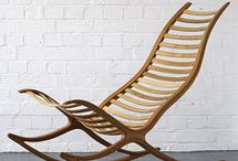 Rocking chairs and cocoons
