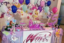 Winx Compleanno