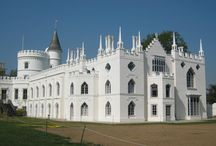 Strawberry Hill House Wedding