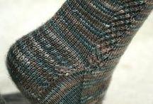 Bas à tricoter