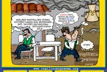 İngilizce Öğrenme / Karikatürler ile eğlenerek İngilizce yeni kelimeler öğrenme http://www.ingilizceogrenme.org/