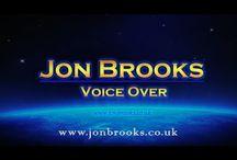 English Male Voice Over - Jon Brooks