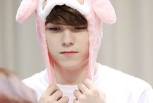 SEVENTEEN - Choi HanSol (Vernon) / English Name: Hansol Vernon Chwe  Korean Name: Choi Han Sol  Stage Name: Vernon  Birthday: February 18, 1998  Position: Lead Rapper, Main Dancer  Unit: Hip-Hop Team  Height: 176 cm  Weight: 56 kg  Blood Type: A