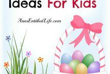 Hippity Hop! Easter Ideas