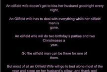 Oil Field Wife / by Mel Ash